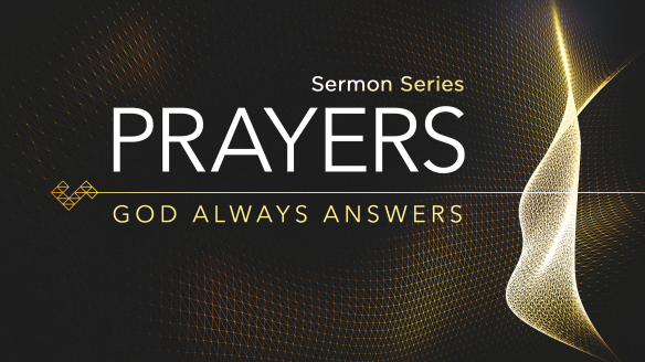 Prayers Sermon Series