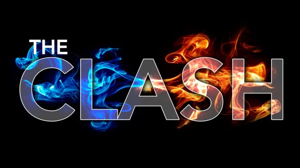 Clash Sermon Series