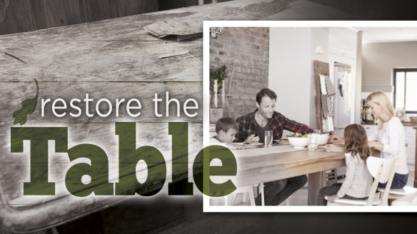 Restore-The-Table